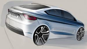 Tata's new compact sedan will be called Tigor