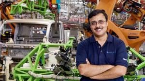 Vinod Dasari appointed CEO of Royal Enfield