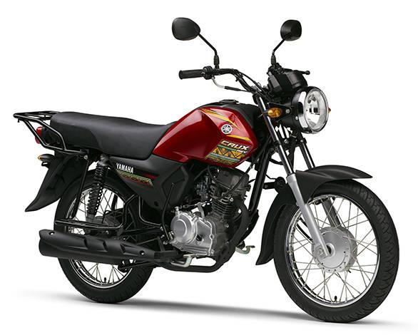 Yamaha Crux Rev (1)
