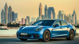 2017 Porsche Panamera Turbo first drive review