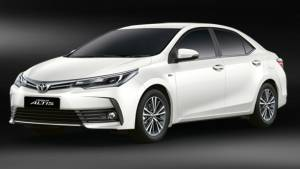2017 Toyota Corolla Altis facelift to be launched in India on March 15