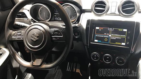 2018 Maruti Suzuki Swift SHVS (4)