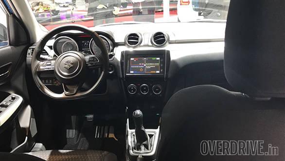 2018 Maruti Suzuki Swift SHVS (7)