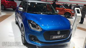 Image gallery: India-bound 2017 Maruti Suzuki Swift at the Geneva Motor Show