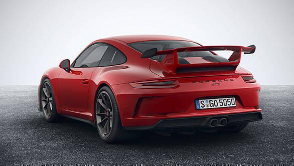 2018 Porsche 911 GT3 (1)