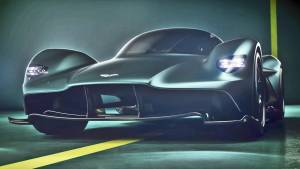 Aston Martin and Red Bull's AM-RB 001 hypercar gets a name, the Valkyrie
