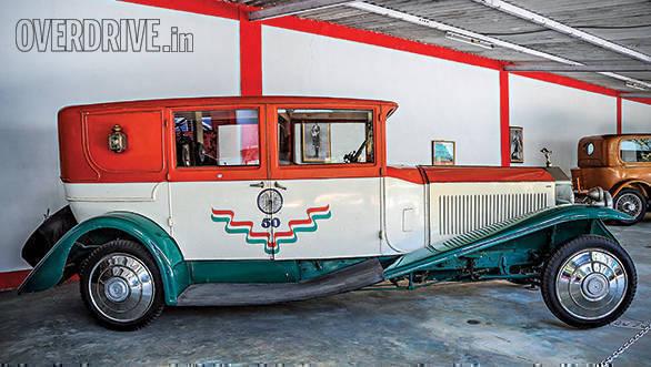 Auto World - Ahmedabad Bhogilal Museum (10)