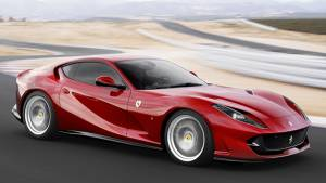 Ferrari 812 Superfast, its most powerful car, launched in India at Rs 5.20 crore