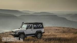Updated 2017 Force Gurkha launched in India at Rs 8.13 lakh