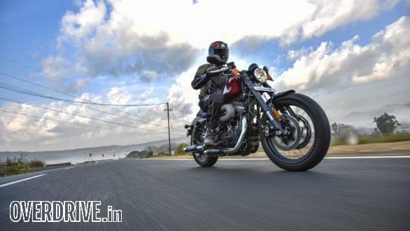 Harley Davidson Roadster (4)