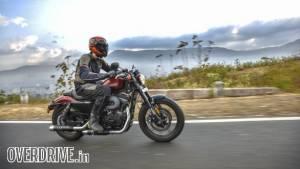 2016 Harley-Davidson Roadster road test review