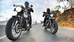 Comparison: 2016 Harley-Davidson Roadster vs 2016 Triumph Bonneville T100