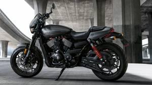 Image gallery: 2017 Harley-Davidson Street Rod 750