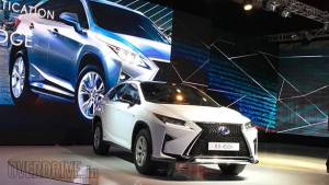 Lexus brand makes its way to India, 3 models launched