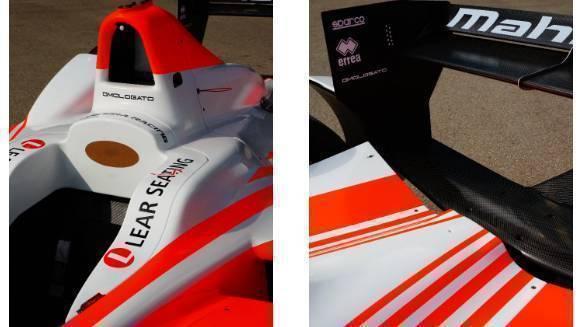 Omologato branding will feature on Mahindra Racing M3Electro