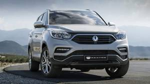 Ssangyong to be part of Mahindra-Ford alliance