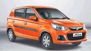 Maruti Suzuki Alto K10 hatchback discontinued
