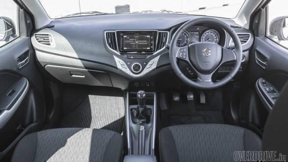 Maruti Suzuki Baleno RS 10