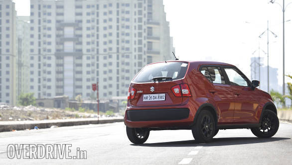 Maruti Suzuki Ignis AMT - Long Term (4)