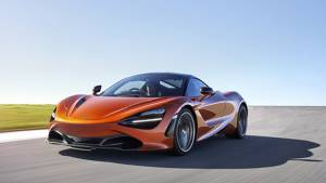 McLaren looking to begin operations in India