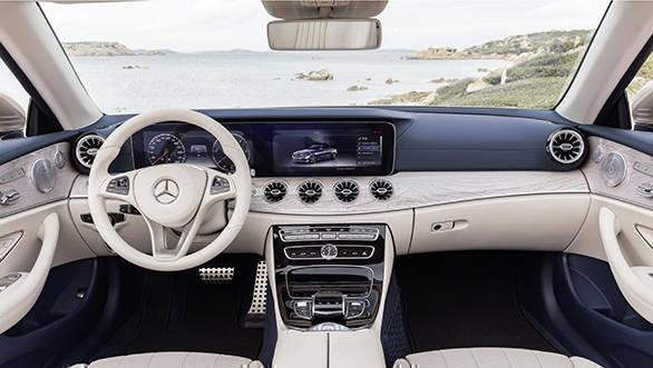 Mercedes-Benz E-Class Cabriolet (1)