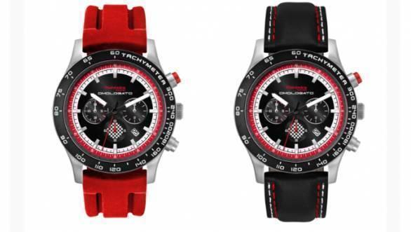 The Mahindra Racing Chronographs by Omologato
