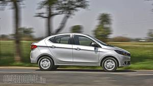 2017 Tata Tigor first drive review