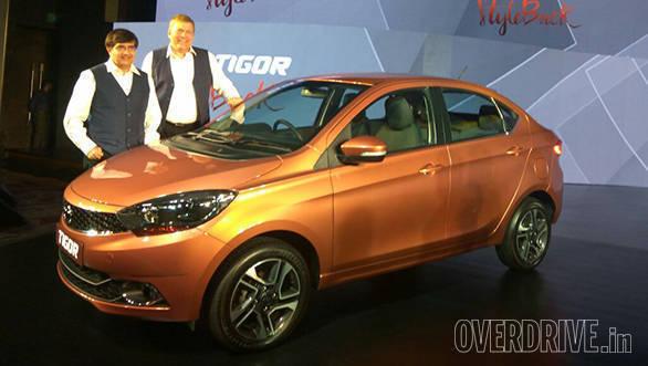 Tata Tigor Launch (4)