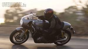 2017 Triumph Thruxton R road test review