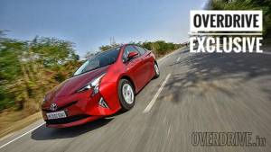 Exclusive: 2017 Toyota Prius road test review