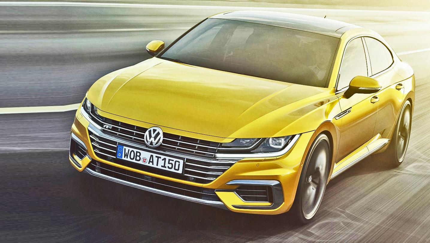 Volkswagen Arteon Performance