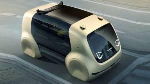 2017 Geneva Motor Show: Volkswagen unveils driverless Sedric concept