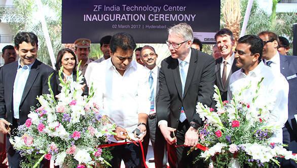 ZF plant inauguration (1)