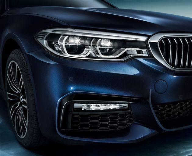 2017 BMW 5 Series LWB images (1)
