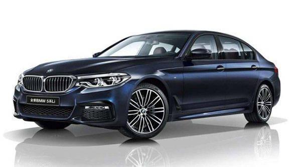 2017 BMW 5 Series LWB