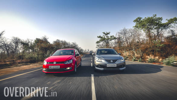 2017 Baleno RS vs Polo GT TSI Comparo (99)