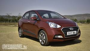 Image gallery: 2017 Hyundai Xcent