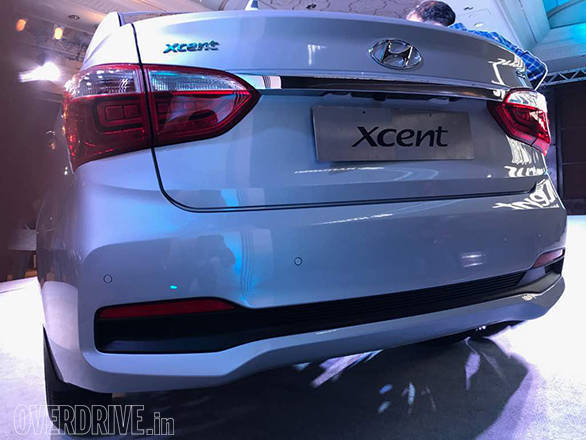 2017 Hyundai Xcent launch