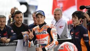 MotoGP 2017: Marc Marquez on pole in Argentina