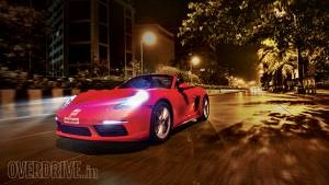 2017 Porsche 718 Boxster road test review