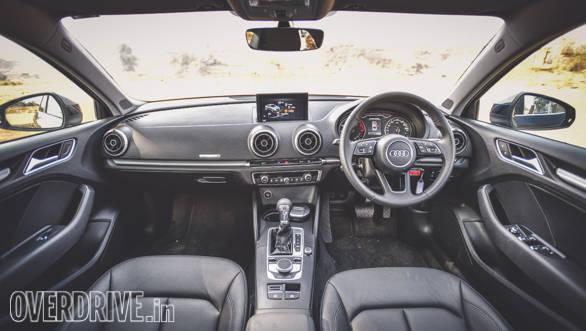 Audi A3 Petrol vs Mercedes CLA 200 (95)