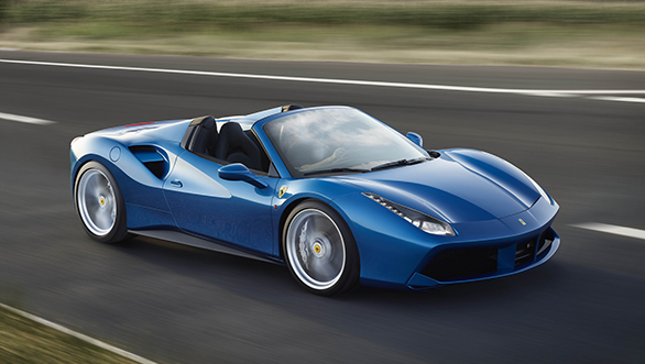 2017 Ferrari 488 Spider first drive review