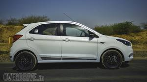 2017 Ford Figo Sports image gallery