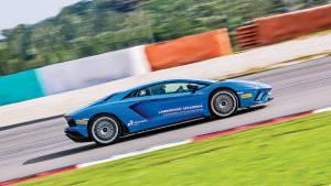 2017 Lamborghini Aventador S first drive review