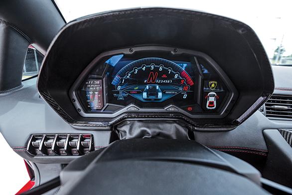 Lamborghini Aventador S (4)
