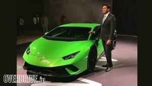 Lamborghini Huracan Performante launched in India at Rs 3.97 crore