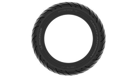 Michelin Scorcher tyres (2)