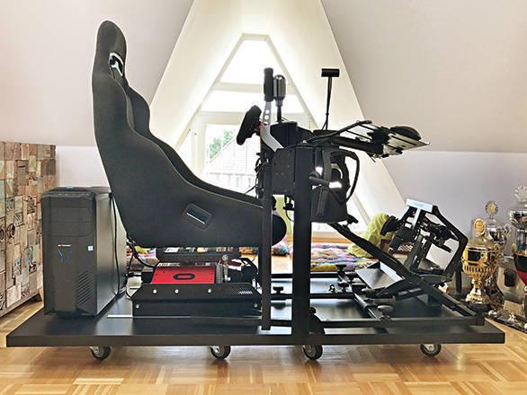Racing Simulators (9)