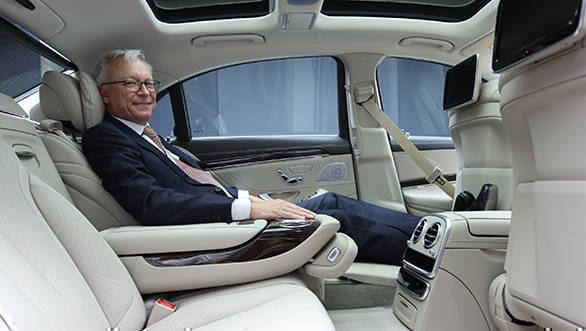 Roland Folger, Mercedes-Benz S-Class Connoisseur's Edition' (2)