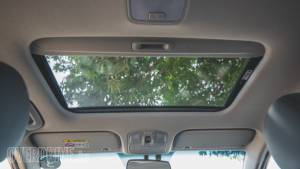 Summer special: Does leaving the sunroof shade open, affect your AC's performance?
